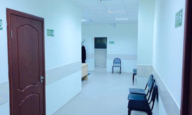 Психиатрическая больница №15, МО, Павлово-Посадский район, д Андреево, д87